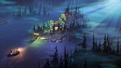 The Flame in The Flood #2