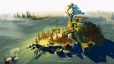 The Flame in the Flood w ofercie Techland Wydawnictwo... i to jak!